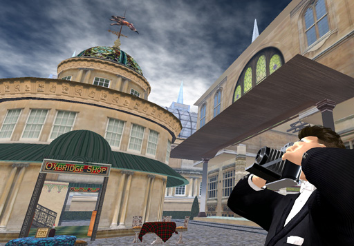 Picture Perfect Caledon Oxbridge - with pose and camera by Kees Veranes